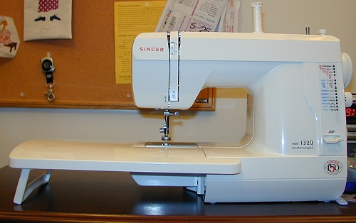 singer sewing machine model 132 featherweight